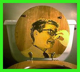 Запах в туалете