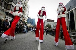 Новогодние традиции в Панаме и Колумбии