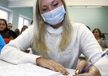 Грипп медицинская маска