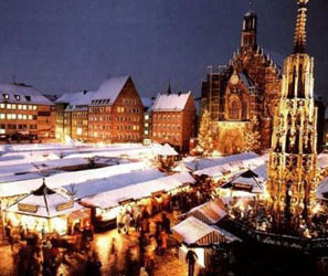 Новогодние традиции в Венгрии