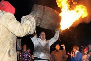 Новогодние традиции разных стран. Шотландия