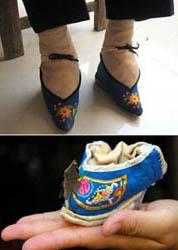 Идеалы красоты в древнем китае