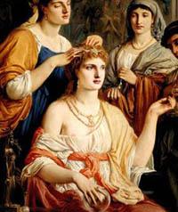 Идеалы красоты в древнем риме