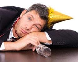 Как отрезвить пьяного человека