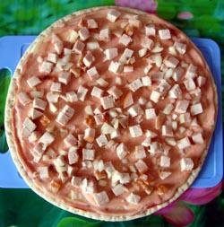 Делаем вкусную начинку для пиццы
