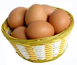 Яйца и их свойства