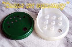 Крышки для приготовления консервированных огурцов