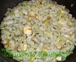 Лук для зеленого супа со щавелем