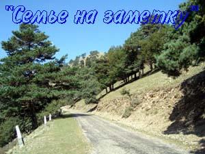 Старая Романовская дорога