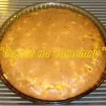 Пирог с сыром и ветчиной