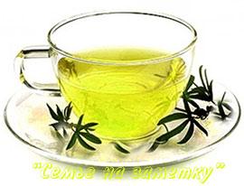 Зеленый чай полезен для зубов