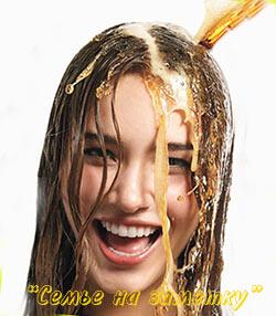 Ополаскиватель для жирных волос