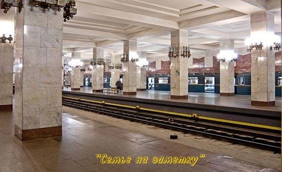 Станция Московская Нижегородского метро