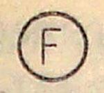 Знак F на этикетке одежды