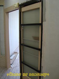 Пенал для раздвижной двери
