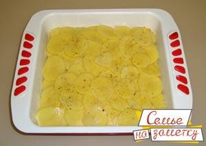 Картошка и фарш что приготовить