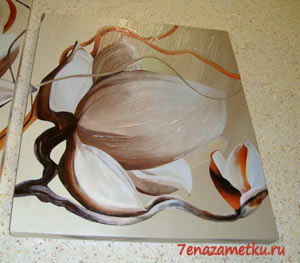 Обработка текстурным гелем