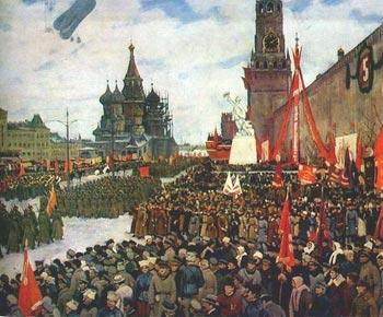 1923 5 лет Красной армии