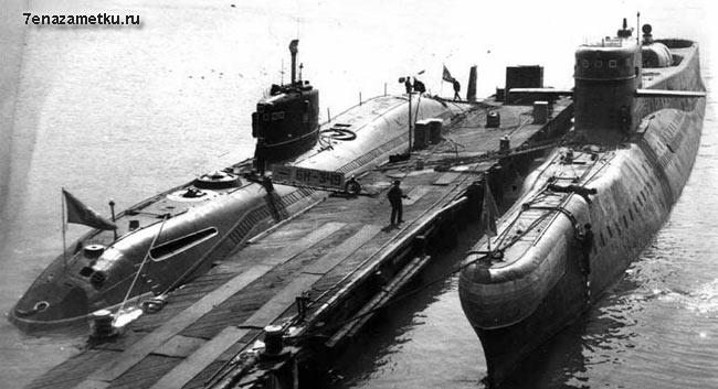 Подводные лодки и спасательный аппарат УПС сделаны в Нижнем Новгороде