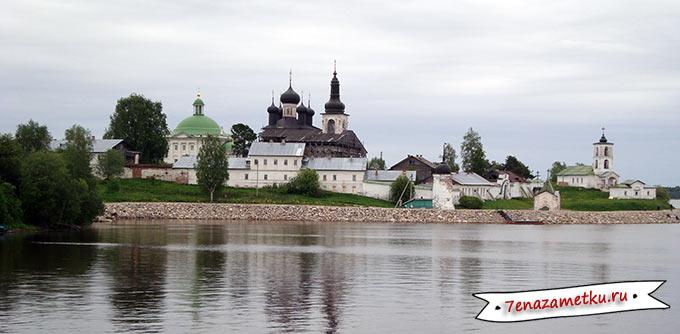 Горицкий Воскресенский монастырь фото