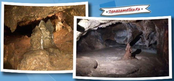 Пещера Кызыл-Коба Крым